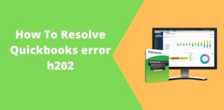 Resolve Quickbooks Error H202