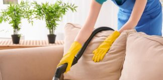 The Best Upholstery Cleaning