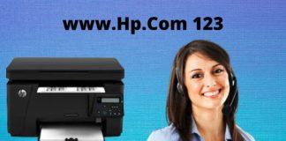 www.Hp .Com 123