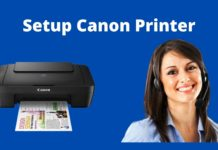 Setup Canon Printer 5