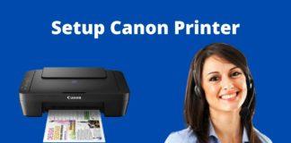 Setup Canon Printer 5